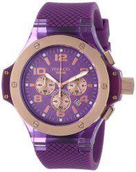 MULCO Unisex MW2-9619-053 Analog Chronograph Swiss Watch