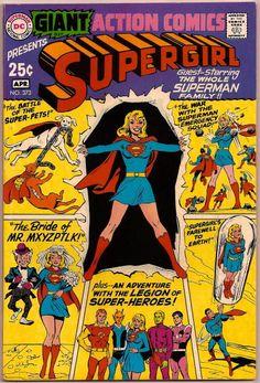 Action Comics #373 Comic Books - Covers, Scans, Photos  in Action Comics Comic Books - Covers, Scans, Gallery