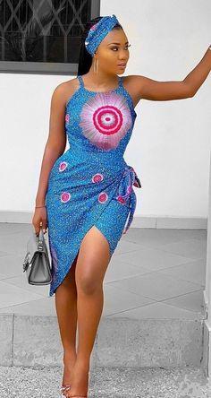 ankara mode 41 Unique Ankara Styles Attires For Ghanaian Women To Wear In 2020 African Fashion Ankara, African Inspired Fashion, Latest African Fashion Dresses, Ghanaian Fashion, Africa Fashion, African Style, Nigerian Fashion, Unique Ankara Styles, Ankara Dress Styles