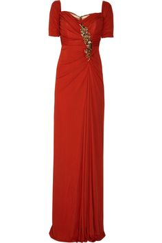 Badgley Mischka's take on our very own Terno.