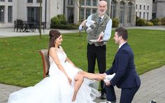 Northern Ireland couples can't wait for weddings! - Long engagements a thing of the past for loved-up locals