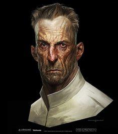 DISHONORED2 Pack05-2013_2014, Cedric Peyravernay on ArtStation at https://www.artstation.com/artwork/x00PX