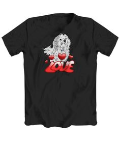 Maltese love t-shirt...