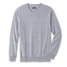 Basic Editions Men's V-Neck Sweater