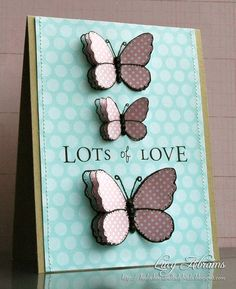 A Project by Lucy Abrams from our Cardmaking Gallery originally submitted 10/05/11 at 10:55 AM