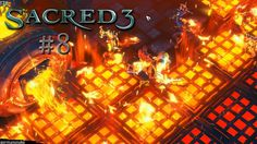 Sacred 3 #8 - Die Ofenabdeckungen zerstören - Let's Play Together Sacred 3