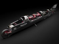 triumph land speed record attempt - Google Search
