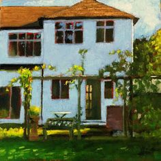 House on the Park by Liza Hirst
