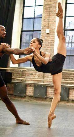 Ballet Images, Ballet Photos, Black Girls Rock, Black Girl Magic, Misty Copeland, Dancers Among Us, American Ballet Theatre, Dance Tips, Ballet Photography