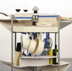 movable kitchen unit