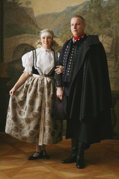 Folk costumes of Cieszyn, Poland
