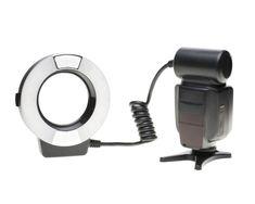 StudioPRO TTL Macro Ring Flash Light for Canon