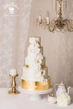 Hochzeitstorte 50 Jahre Hochzeit Motivtorte  cakes