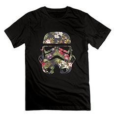 WAYNEY Customized Star Wars Darth Vader Short Sleeve Tee For Men Black X-Large