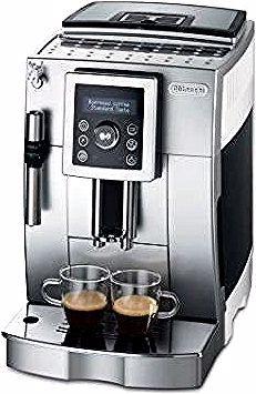 Delonghi Ecam23 420 Sb S11 Machine Expresso Avec Broyeur Integre Argent In 2020 Cappuccino Machine Coffee Machine Cappuccino
