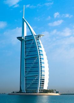 Burj Al-Arab- The Seven Star Wonder In Dubai #Dubai #uae #BurjAlArab