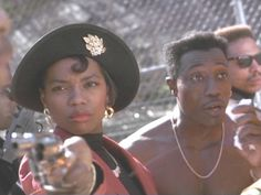 New Jack City movie - so 80s!