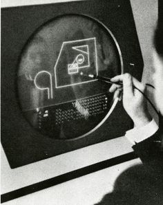 MIT Sketchpad Program (c.1965).