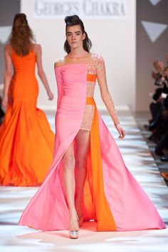 Georges Chakra Spring-Summer 2013