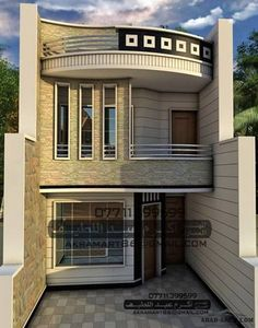 In this case, we wondered which are the most beautiful modern homes that are built. Bungalow House Design, House Front Design, Modern House Design, Modern House Facades, Modern House Plans, Beautiful Modern Homes, Latest House Designs, Modern Mansion, Facade House