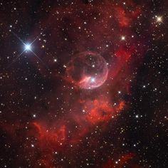 NGC 7635: Bubble Nebula | Mt. Lemmon SkyCenter