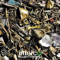 Interco recycles all copper based red metals: mainly copper, brasses and bronze. Check it out.