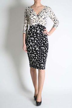 Isabel De Pedro Ink Blot Dress Ink, Formal Dresses, Design, Fashion, Dresses For Formal, Moda, Formal Gowns, Fashion Styles