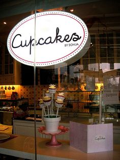 Cupcakes shop-well son of a gun!