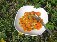 Barbaras Spielwiese: Nachgekocht: Karotten orientalisch