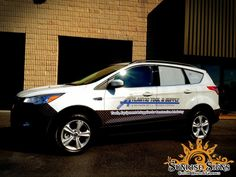 Recent Addition to the Atlantic Tool & Supply Fleet – Ford Escape Vehicle Wraps