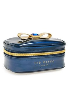 5a3ec43313c9fb Ted Baker London  Bow  Jewelry Case available at  Nordstrom Bow Jewelry