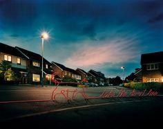 Direct Line. Photographer Felix Odell