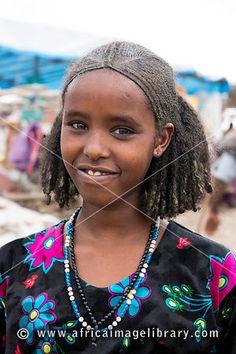 Photos and pictures of: Tigrai woman, Bati market, Bati, Ethiopia - The Africa Image Library Ethiopia, Africa, Photos, Pictures, Hairstyles, Marketing, Woman, Image, Fashion