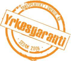 Yrkesgaranti sedan 2006