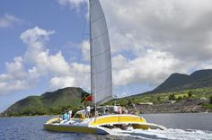 St Kitts  Deluxe Catamaran  Snorkeling Tour With Lunch Join in on this 4-hour tour and travel on a luxurious catamaran across the turquoise waters of St Kitts & Nevis. Explore the finest snorkeling spot in the area, where colorful marine life is abundant. Take advantage of a snorkel lesson. While you are snorkeling, the crew will lay out a light buffet style lunch for your pleasure.Board your Luxury Catamaran in Port Zante, adjacent to the cruise pier. After a short safety...