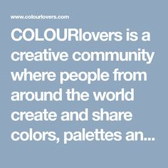 7 best luts looks images on pinterest film movie movie and movies colourlovers is a creative community where people from around the world create and share colors gumiabroncs Images