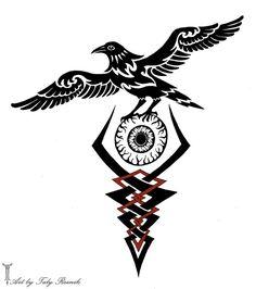 IDEA..............Eye of Odin