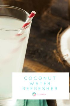 Coconut oil and coconut water are the miracle cures for everything right now. As it stands now, coconut is able to cure kidney disease, urinary…Read more → Weight Loss Water, Weight Loss Detox, Weight Loss Drinks, Detox Tea Diet, Detox Drinks, Coconut Water Benefits, Coconut Water Recipes, Essential Oils For Headaches, Weight Loss Smoothie Recipes