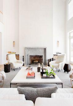 Una casa en Los Hamptons reconvertida al minimalismo