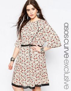 Discover women's plus size clothing with ASOS. Discover plus size fashion and shop ASOS Curve and Plus Size edit for the latest styles for curvy women. Plus Size Fashion For Women, Plus Size Womens Clothing, Plus Size Outfits, Clothes For Women, Women's Clothing, Casual Day Dresses, Plus Size Kleidung, Maxi Robes, Ditsy Floral