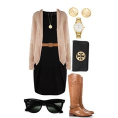 """""""simple fall outfit"""" by mariaricks on Polyvore"""