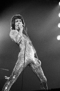 I loved Freddy Mercury and Queen.  A Night at the Opera - It doesn't get any better.