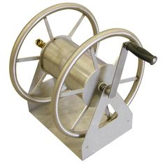 Image result for garden hose holder attached to wall