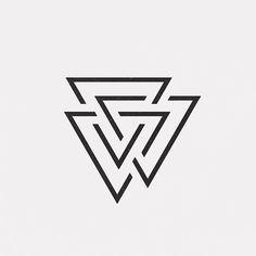 JL16-640 A new geometric design every day #dailyminimal #minimal #art #geometry