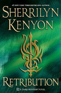 Most recent addition to Sherrilyn Kenyon's Dark Hunter series. The series is dedicated to mythical creatures, people, demons and the like, mostly from the Greek Pantheon. Very detailed, confusing and yet some of the best books I have ever read.