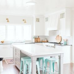I am all about having as much natural light as possible. And for that reason, I am grateful that our house was built with a solar tube… Pastel Kitchen, I Am Grateful, Natural Light, Beach House, Solar, Kitchen Stuff, Kitchen Ideas, Building, Nature