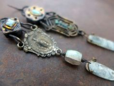 fanciful devices: New jewelry, how very unusual.
