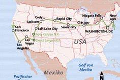 Quer durch die USA von San Francisco nach New York Rundreise | usareisen.de - Die Amerika Profis