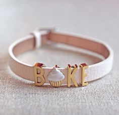 https://www.keep-collective.com/with/emilycastillo Show off who YOU are with KEEP Collective Charm Bracelts and necklaces! Love to bake?