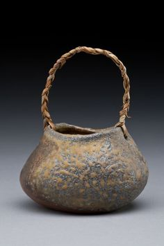 Ceramic Basket (by Jinny Whitehead)